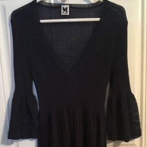 Missoni dress dark navy blue